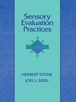 cover image of Sensory Evaluation Practices