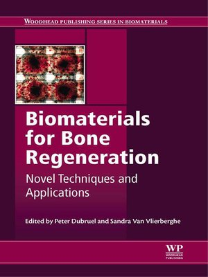 cover image of Biomaterials for Bone Regeneration
