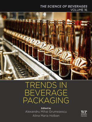 cover image of Trends in Beverage Packaging