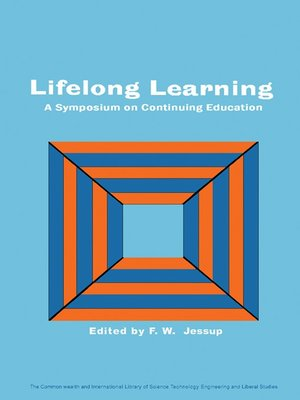 cover image of Lifelong Learning
