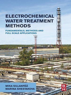 cover image of Electrochemical Water Treatment Methods