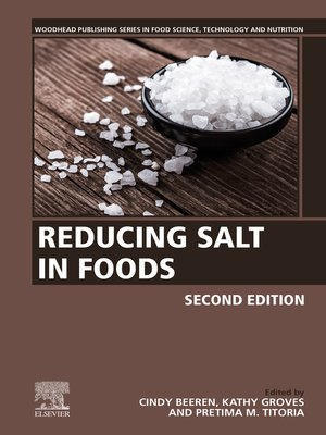 cover image of Reducing Salt in Foods