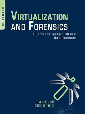 cover image of Virtualization and Forensics