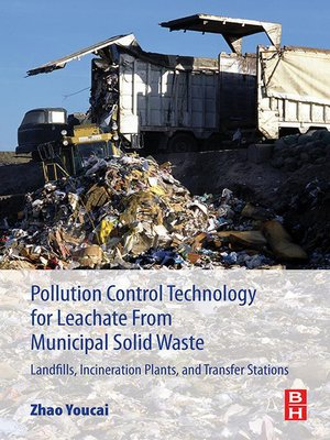 cover image of Pollution Control Technology for Leachate from Municipal Solid Waste