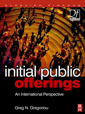 cover image of Initial Public Offerings (IPO)