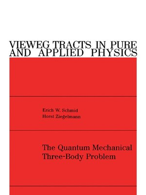 cover image of The Quantum Mechanical Three-Body Problem