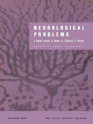 cover image of Neurological Problems