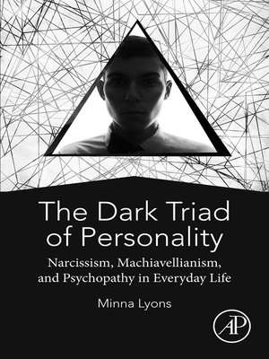 cover image of The Dark Triad of Personality
