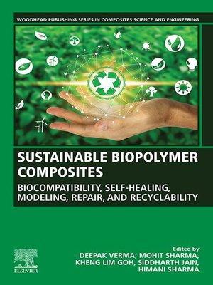 cover image of Sustainable Biopolymer Composites