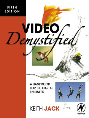 cover image of Video Demystified