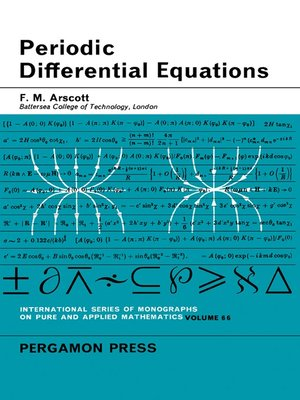 cover image of Periodic Differential Equations