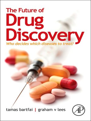 cover image of The Future of Drug Discovery