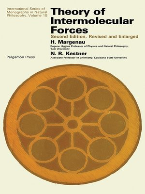 cover image of Theory of Intermolecular Forces