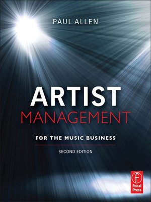 Artist management for the music business p. Allen pdf download.