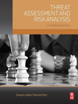 cover image of Threat Assessment and Risk Analysis