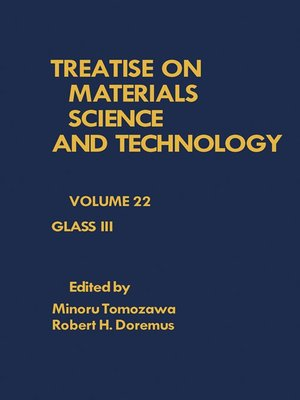 cover image of Glass 3