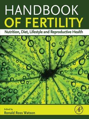 cover image of Handbook of Fertility