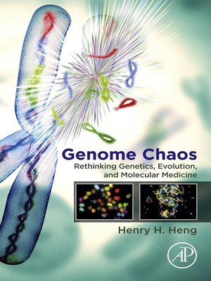 cover image of Genome Chaos