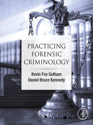 cover image of Practicing Forensic Criminology