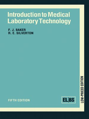 cover image of Introduction to Medical Laboratory Technology
