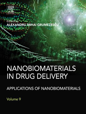cover image of Nanobiomaterials in Drug Delivery