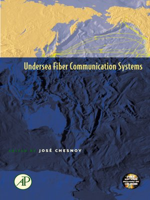 cover image of Undersea Fiber Communication Systems