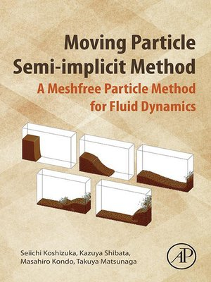 cover image of Moving Particle Semi-implicit Method