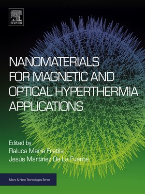 cover image of Nanomaterials for Magnetic and Optical Hyperthermia Applications