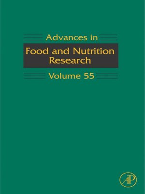cover image of Advances in Food and Nutrition Research