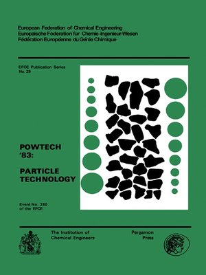 cover image of Powtech '83 Particle Technology