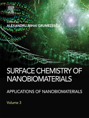 cover image of Surface Chemistry of Nanobiomaterials