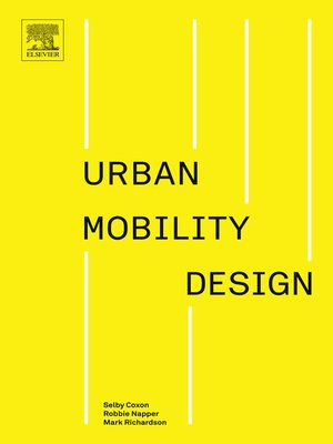cover image of Urban Mobility Design