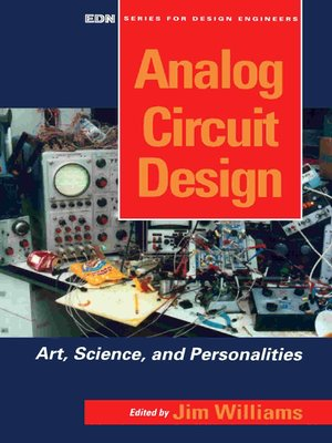 cover image of Analog Circuit Design