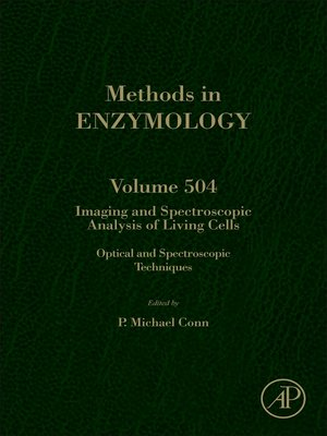 cover image of Methods in Enzymology, Volume 504
