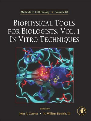 cover image of Biophysical Tools for Biologists