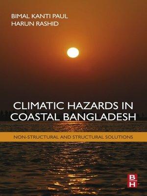 cover image of Climatic Hazards in Coastal Bangladesh