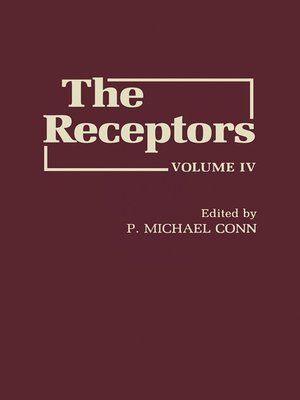 cover image of The Receptors, Volume 4