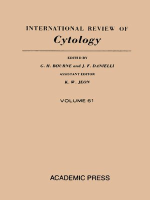 cover image of International Review of Cytology, Volume 61