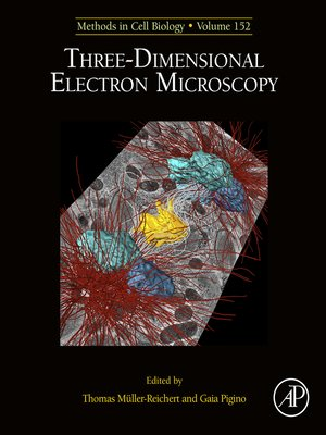 cover image of Three-Dimensional Electron Microscopy