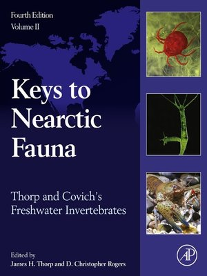 cover image of Thorp and Covich's Freshwater Invertebrates