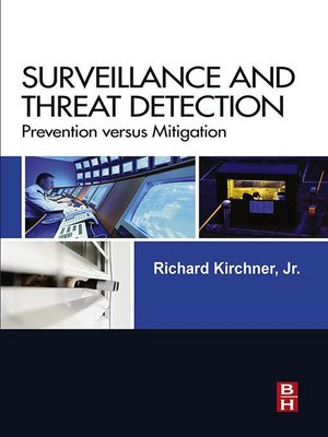 cover image of Surveillance and Threat Detection