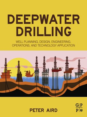 cover image of Deepwater Drilling
