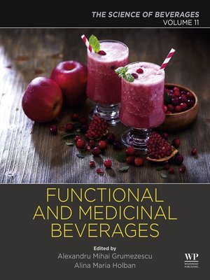 cover image of The Science of Beverages, Volume 11