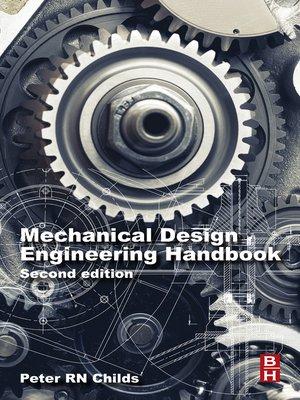 cover image of Mechanical Design Engineering Handbook
