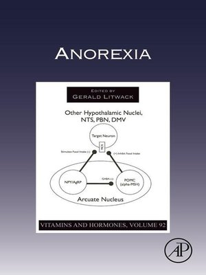 cover image of Anorexia