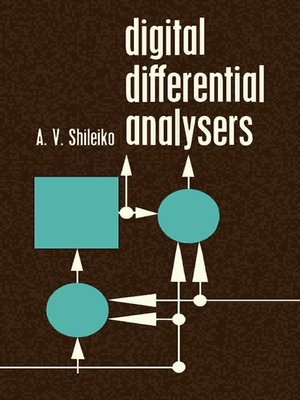 cover image of Digital Differential Analysers