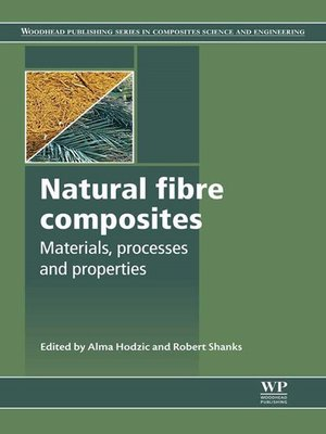 cover image of Natural Fibre Composites