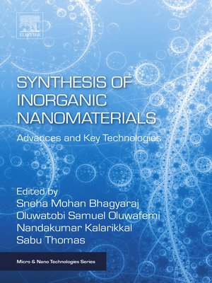 cover image of Synthesis of Inorganic Nanomaterials