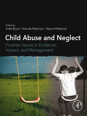 cover image of Child Abuse and Neglect