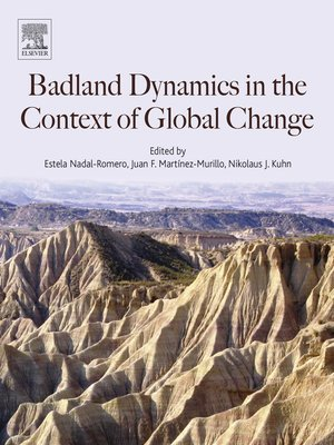cover image of Badlands Dynamics in a Context of Global Change